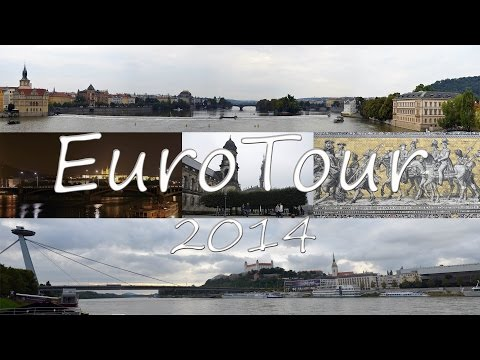 Автобусный тур Братислава-Прага-Дрезден