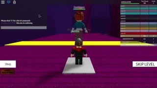 roblox speed run w/ProGamer458 first video!!!!