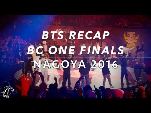 Behind the Scenes: Red Bull BC One Finals | Nagoya 2016 Feature | #SXSTV