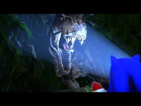 (CANCELED) Sonic in Jurassic Park 2014 Teaser