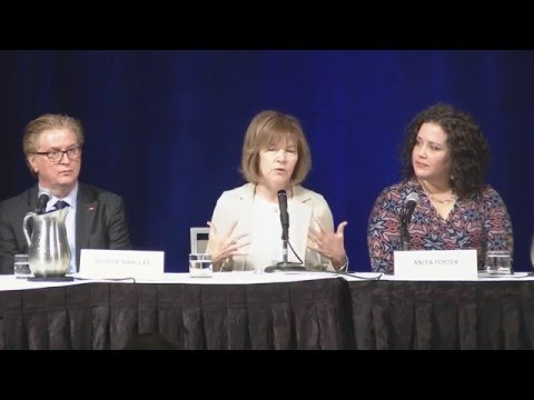 Governor's Water Summit:  Water, Business & Stewardship Panel