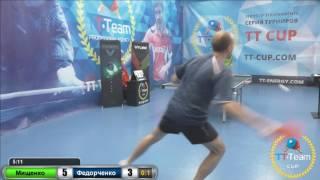 Мищенко - Федорченко. 10 января 2017. TT Cup