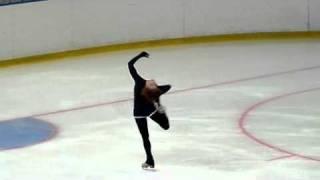 Алена Леонова, короткая программа