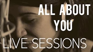 LIVE SESSIONS - McFly - All About You - Bely Basarte acoustic cover