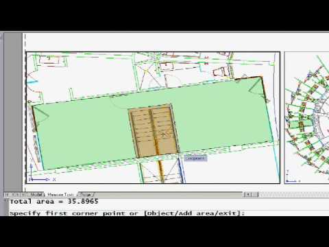 Lynn Allen: AutoCAD 2010 Awesome New Measurement Tools