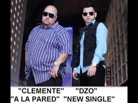 """Dzo Ft. Clemente - """"A La Pared"""" Nuevo Tema 2012"""
