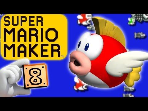 SCHUPPEN Alarm! - SUPER MARIO MAKER #008 [Deutsch]
