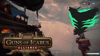 Happy Wolf в Guns of Icarus: Alliance 08.06.2018 (запись от лица Erterrias)