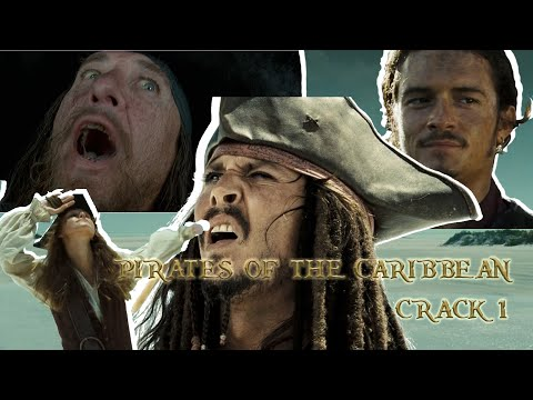 Pirates of the Caribbean crack video