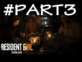 THE WORST FAMILY EVER|Resident Evil 7|Quick Gameplay|Part 3