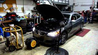 Vishnu FFTEC Single Turbo System, BMW 335i N54 585hp at 20 psi