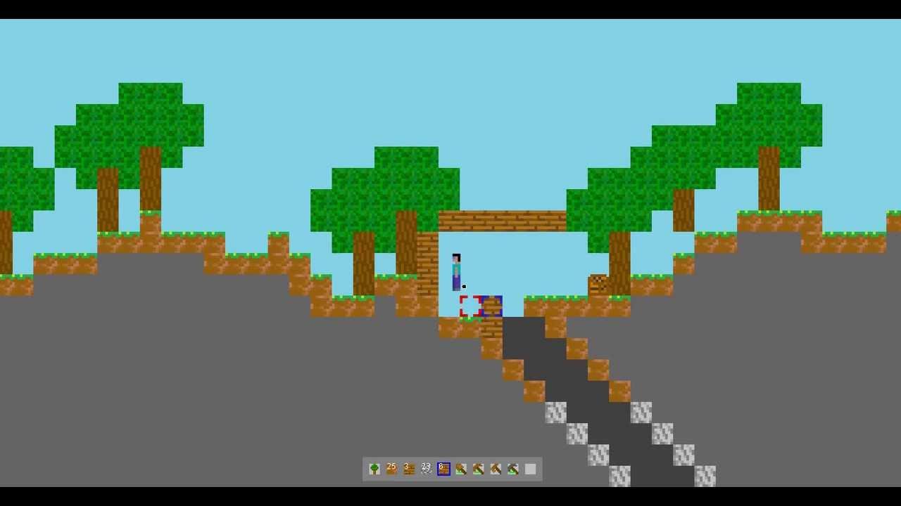 especial minecraft 2dNo importa los graficos en un buen juego