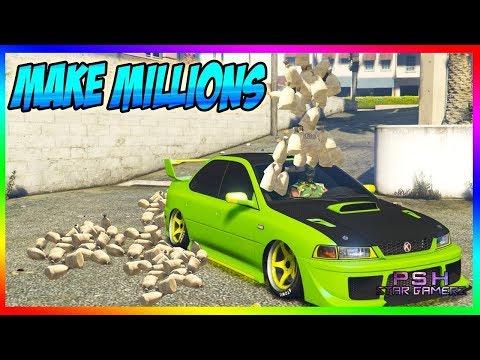 GTA 5 Solo Money Glitch *DO IT MAKE MILLION$* Unlimited Solo 1.50 Money
