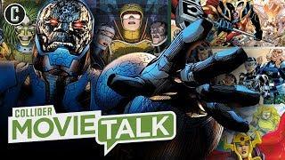 Darkseid Will Appear in Ava DuVernay's New Gods - Movie Talk