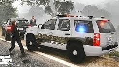 GTA 5 MODS LSPDFR 982  - SHERIFF TAHOE PATROL!!! (GTA 5 REAL LIFE PC MOD)