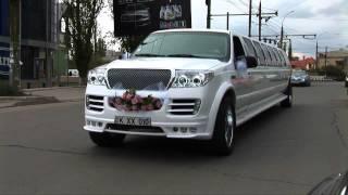 LIMOSTAR Красивые свадебные лимузины
