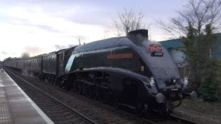 THE YORK YULETIDE EXPRESS 60009 Union of South Africa 11/12/2014
