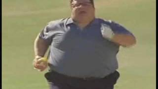 Fat Guy Running (to funny music)