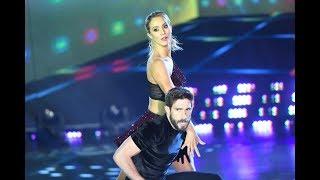 ¡Así arrancaron la gran final, Flor Vigna y Gonzalo Gerber!