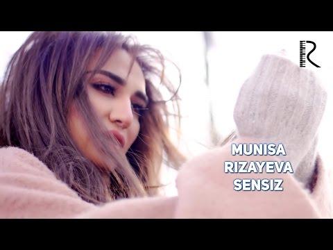 Munisa Rizayeva - Sensiz | Муниса Ризаева - Сенсиз #UydaQoling