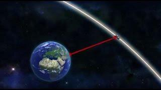 К Земле летит огромный астероид