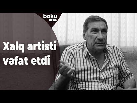 Xalq artisti Arif Quliyev vəfat edib - Baku TV