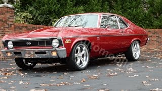 1970 Nova, Fuel Injected for sale Old Town Automobile in Maryland