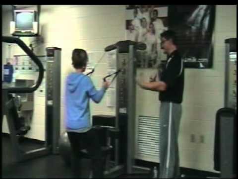 Denmark High School, WI Weight Room Video