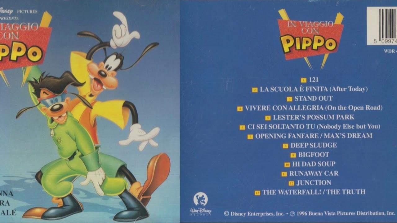 A Goofy Movie Nobody Else But You Italian No Sfx Youtube