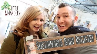 BABY REGISTRY TIME! | Little Wanders: Corbin & Kelsey
