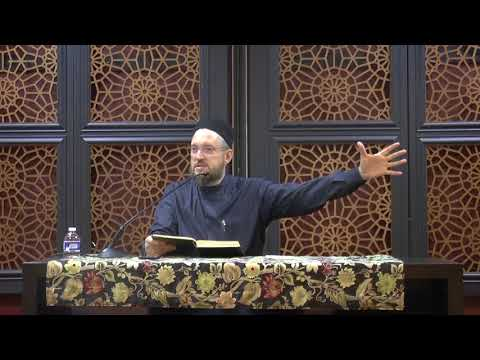 Touring the Gardens of the Righteous | Shaykh Jihad Brown (Part 29)
