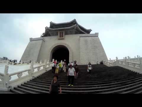 Chiang Kai-Shek Memorial Hall, Taipei, Taiwan, April 2016 (中正紀念堂、台北、台湾、2016年4月)