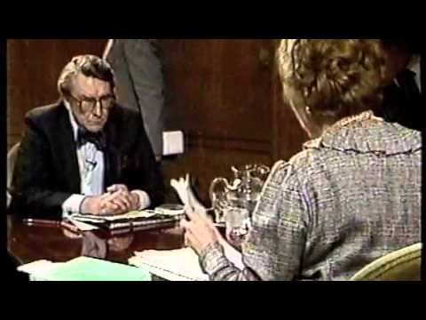Margaret Thatcher/Robin Day Interview