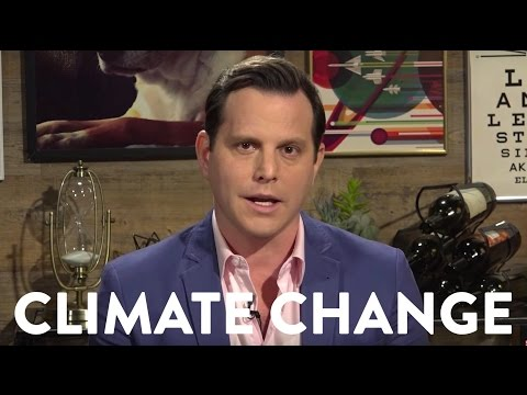 Dave Rubin on the Climate Change Debate