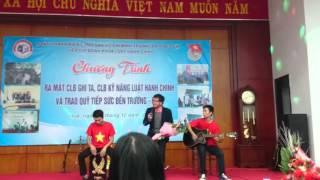 Hà Nội ngày trở về - Thầy Nguyễn Thanh Tùng ft. Guitar Club
