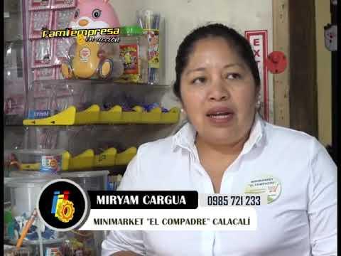 Miryam Cargus   Minimarket El Compadre