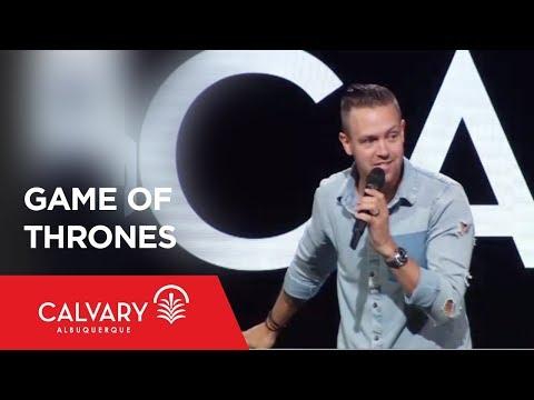 Game of Thrones - Matthew 2:1-15 - Nate Heitzig