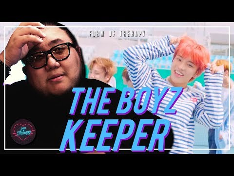 """producer-reacts-to-the-boyz-""""keeper"""""""
