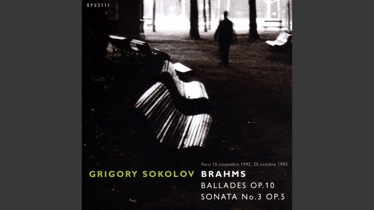 10 Four Ballads Op
