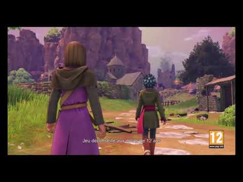 Dragon Quest XIS : PUB TV FR [French TV Commercial]