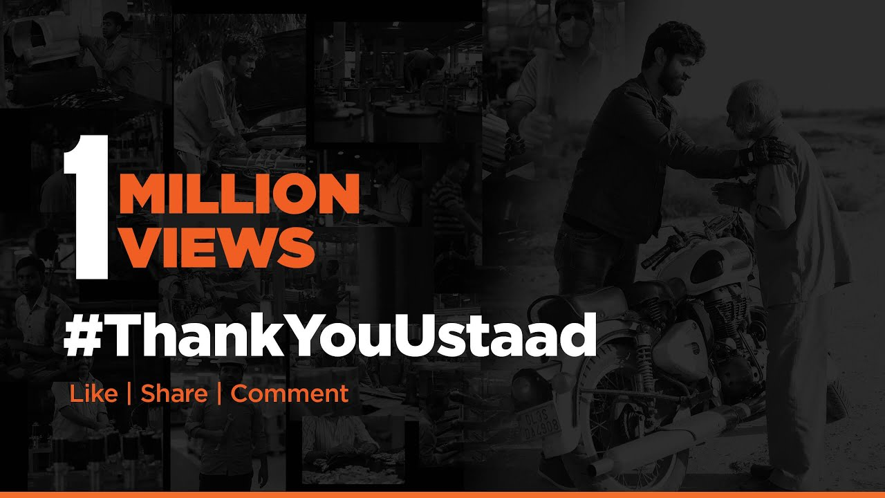 GROZ Salutes to Real Heroes | Thank You Ustaad