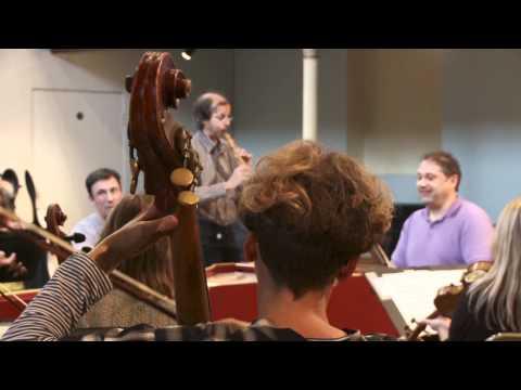 JS Bach Violin and Oboe Concerto
