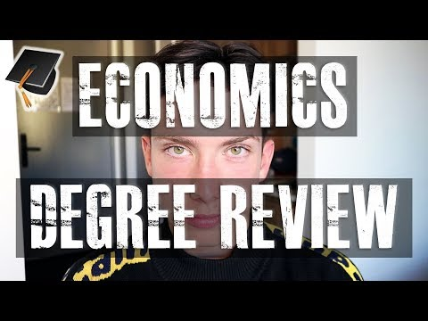 ECONOMICS DEGREE: FIRST YEAR REVIEW *Honest*