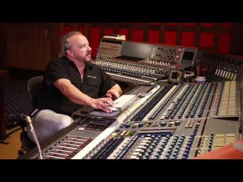 TUE MADSEN Reamped DRUMS On Meshuggah's Album   GEAR GODS