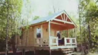 Log Cabin Kit Informational Video:panel Concepts