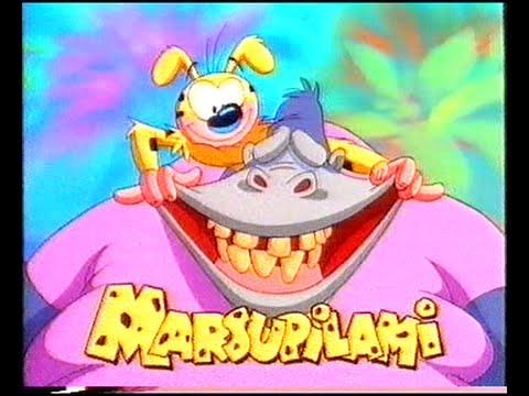 Marsupilami  - The Superstar VHS