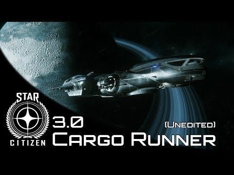 Star Citizen 3.0   MISC Freelancer - Medical Cargo Run (Unedited)