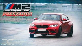 BMW M2 COMPETITION Prestado!  Valorado en más de 70.000€ para esto... | Dani Clos