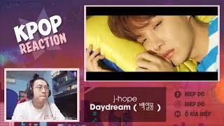 (Reaction) Cảm xúc khi nghe siêu phẩm 'Daydream (백일몽)' - j-hope | Ô Kìa Hiệp