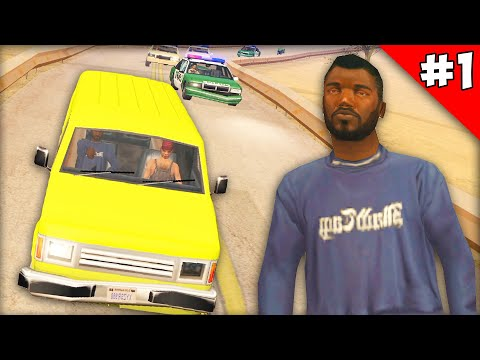 Путь Мафиози GTA SAMP #1 - Начало Пути